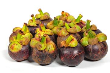 Mangosteen, fruit of Thailand