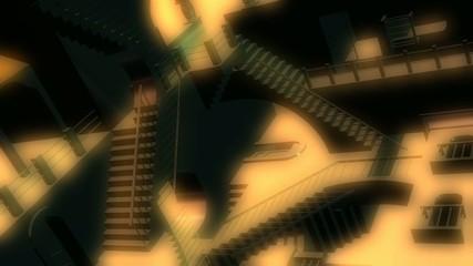 Interior Illusion Animation
