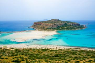 Balos Kreta Bucht