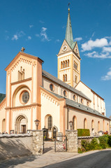 Parish Church and Basilica of Radstadt