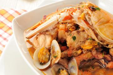 Zupa di pesce