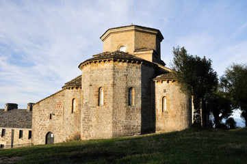 Santuario de San Miguel de Aralar, Navarra (España)