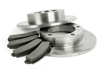 brake discs and pads
