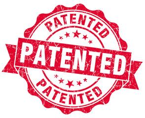 patented grunge red Seal