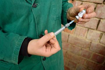 Impfstoff, q.