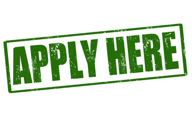 Apply here stamp