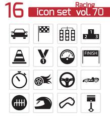 Icon racing