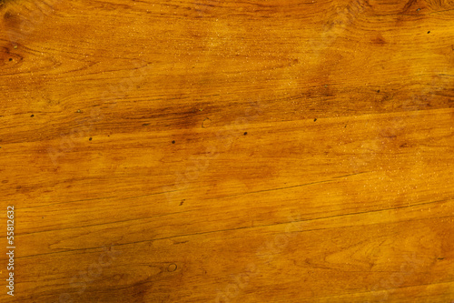 polished oak wood texture close-up