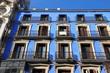 Calle Mayor, Madrid, Spain