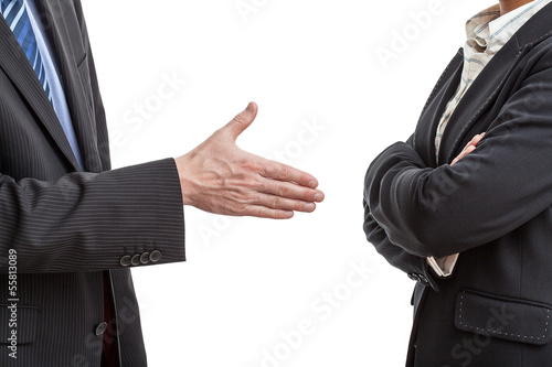 Handshake proposal