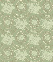 seamless pattern victorian