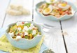 corn salad with feta