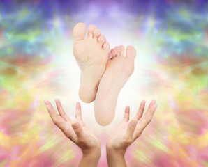 Healing Reflexology Foot Massage