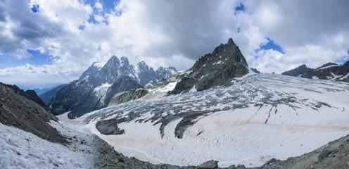 Glacier Blanc (3100m) - PN des Ecrins