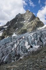 Séracs - Glaciers Blanc (PN des Ecrins)