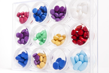 Pill Display