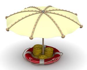 Защита сбережений. Концепция