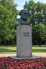 Karl Marx, Saint-Petersburg, Russia