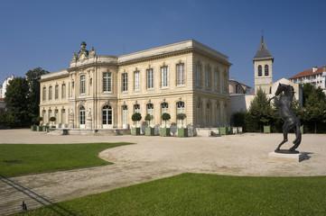 Asnières, château