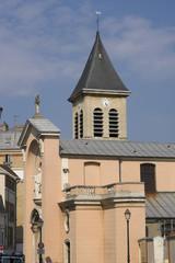 Asnières, église