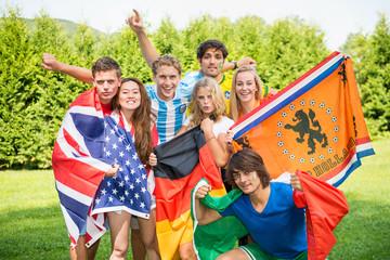 International sports friens