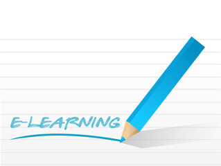 e learning illustration design