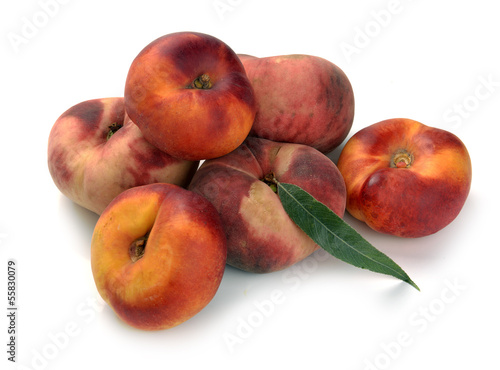 fig peach and nectarine
