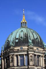 Berliner Dom zwischen Spree und Lustgarten