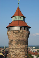 Nürnberg Sinwellturm