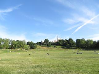 Sunny Greenwich Park