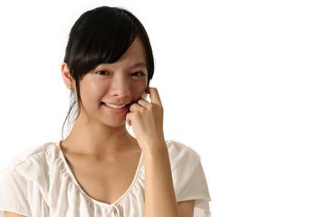 Modern beauty of Asian