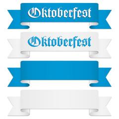 Oktoberfest Banderolen, Banners Set