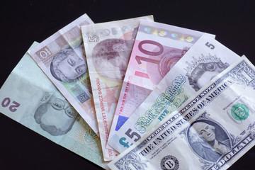 Billet pays monde