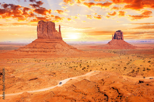 Monument Valley - 55842204