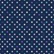 retro polka dots texture, seamless pattern