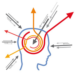 Concept stimulate the mind
