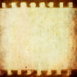 grunge film strip frame background