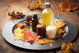autumn spa and aromatherapy