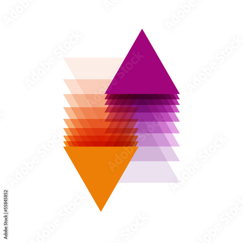 Abstract download upload background