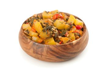 ragout of zucchini