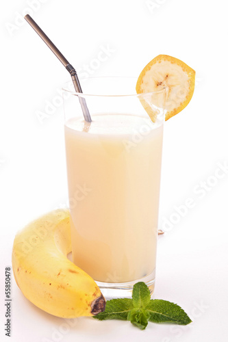 banana cocktail