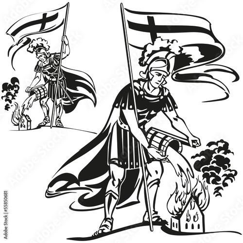 St Florian themes - 55850681