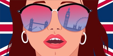 Visit London, Learn English