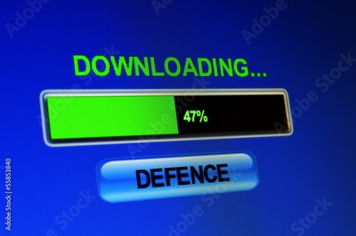 Downloading defence