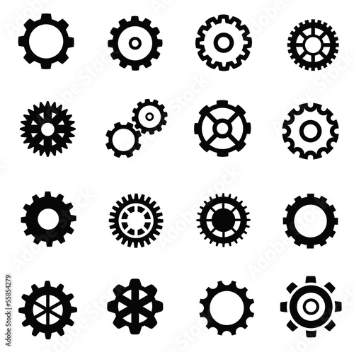 gearwheel mechanism