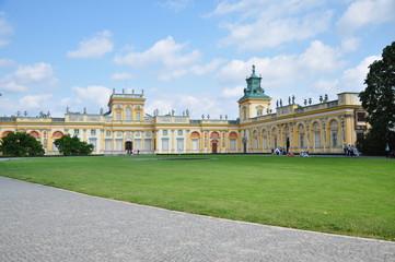 Pałac w Wilanowie -Warszawa