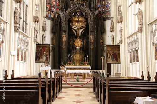 Vienna church - Maria am Gestade