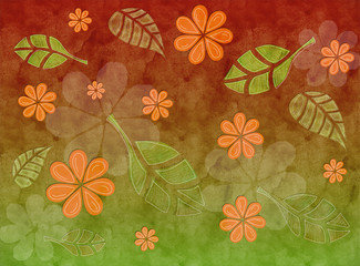Autumn Nature Illustration