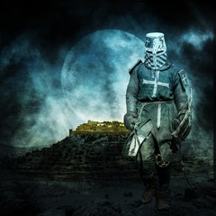 Medieval crusader