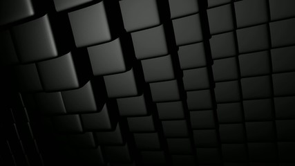 3D BLACK TEXTURE 08